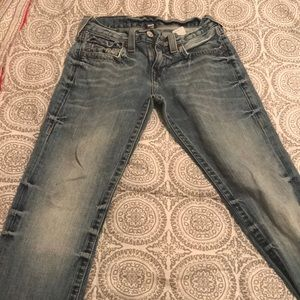 Men's True Religion SKINNY Jeans size 28